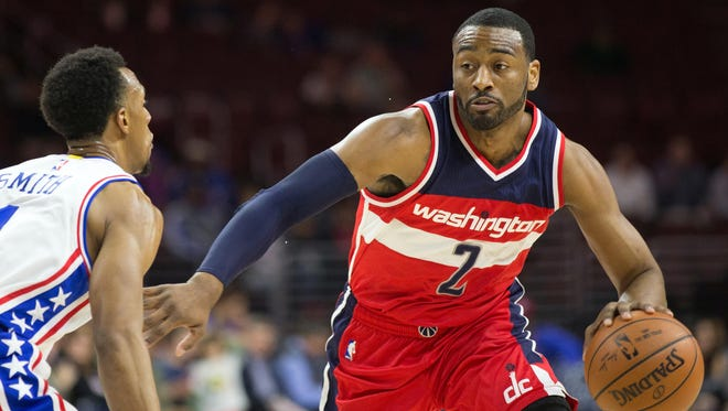 John Wall had his second triple-double in as many nights.
