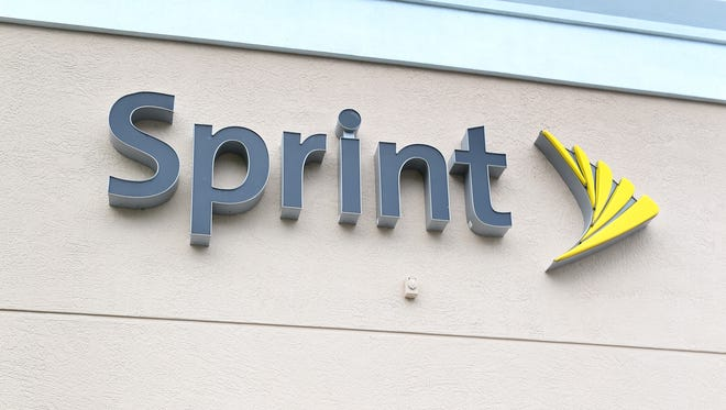 A Sprint store in Fort Lauderdale, Fla.