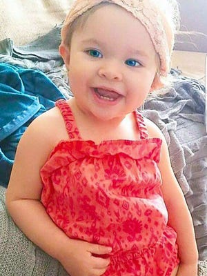 Daisy Lynn Torres, 14 months old, of Austin died March 29, 2016, after she stopped breathing under anesthesia while a cavity was being filled.