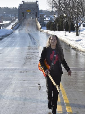 Cathy Grier of Sturgeon Bay hopes to reinforce her worldwide stage this week at the International Blues Challenge in Memphis.