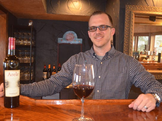 """""""We saw the market, and we wanted to grow the lounge side of the business,"""" says Vino Cellars owner Matt Bekebrede."""