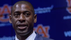 Allen Greene addresses the media for the first time