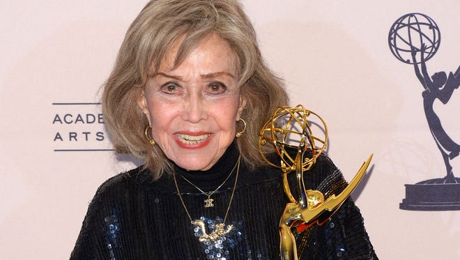 June Foray's legendary cartoon voice work earned her an Emmy and a Grammy, along with four Annies.