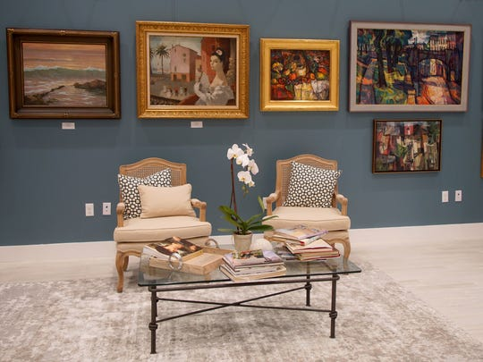 Stuart Kingston Galleries has moved their longtime location on Pennsylvania Avenue to Greenville.