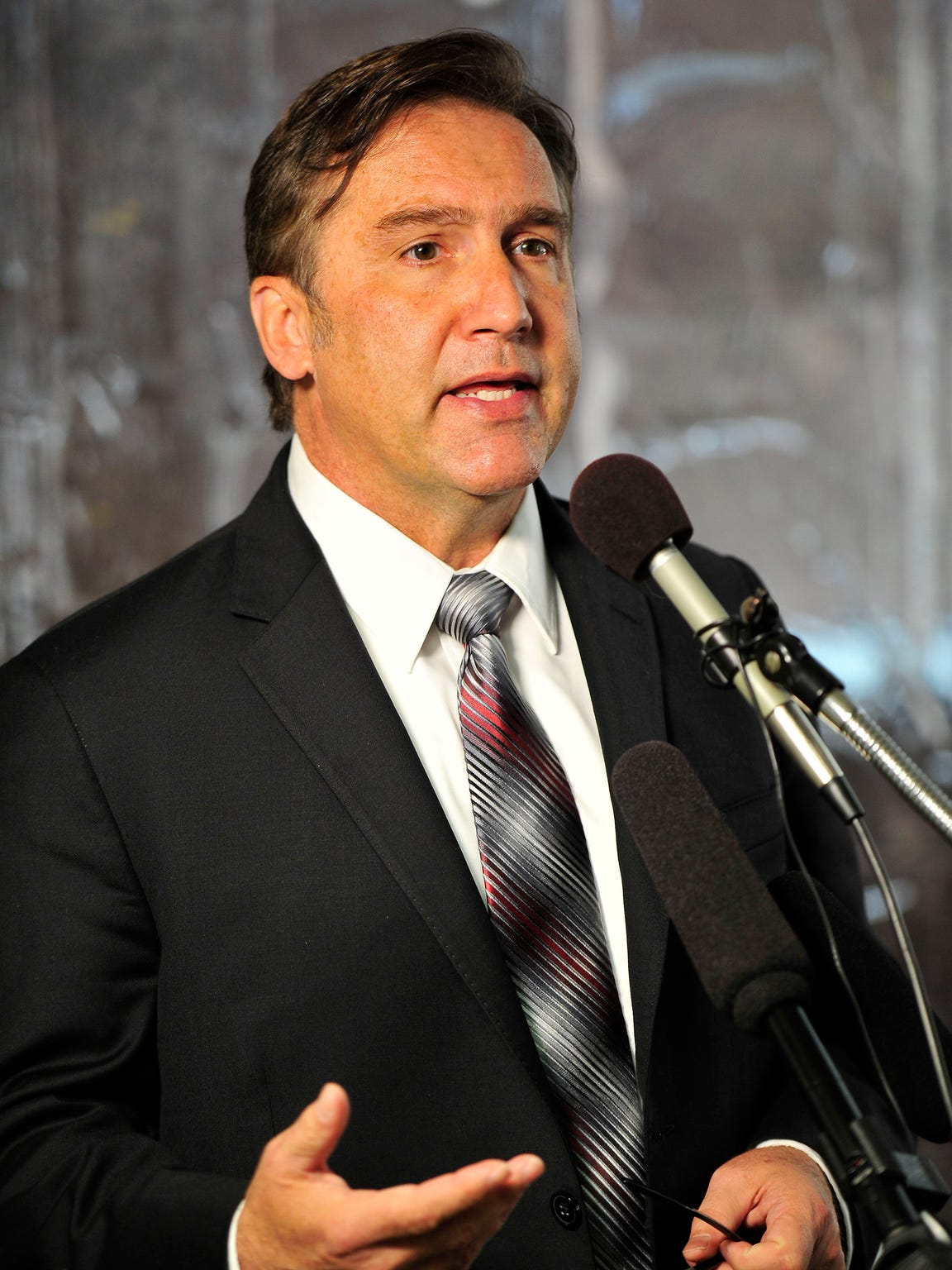 Williamson County Director of Schools Mike Looney will