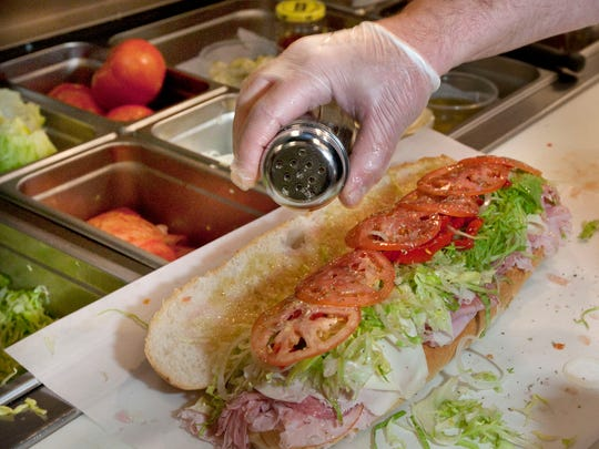 Asbury Park Press readers chose Vintage Subs as their favorite sub shop at the Shore. Owners Nick Evangelista and Eddy Sousa opened their store on Cookman Avenue in Asbury Park last July.