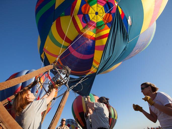 Big Bend Balloon Bash