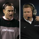 Couch: Careers of Dantonio, Kelly collided, took off 10 years ago
