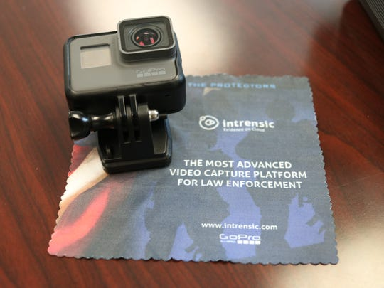 Intrensic LLC partnered with GoPro to provide an advanced body-worn camera designed specifically for law enforcement. The Ottawa County Sheriff's Office will be outfitted with 25 of these cameras.