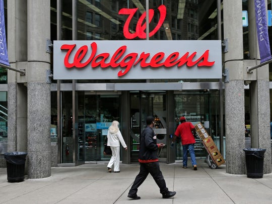 Walgreens will sell CBD products in 1,500 stores in select states.