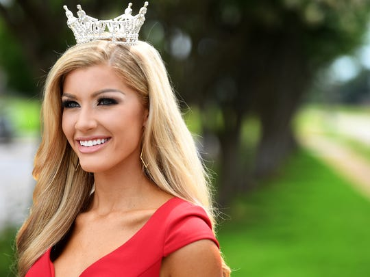 Miss Tennessee 2018 Christine Williamson was crowned, Saturday, June 23, at the Carl Perkins Civic Center in Jackson. Williamson starts preparing for the Miss America Scholarship Pageant later this year.