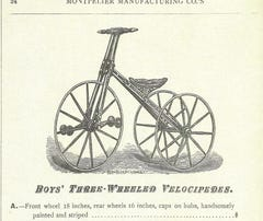 History Space: From baby buggies to bicycles
