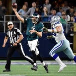 Eagles offense coming together