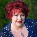 Psychic medium Kristy Robinett of Livonia