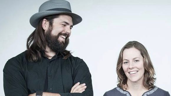 "South Dakota musicians Jami Lynn and Andrew Reinartz are having a release show for their new album ""Sparse"" at the Icon Lounge April 27."
