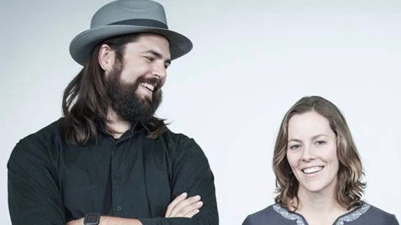 """South Dakota musicians Jami Lynn and Andrew Reinartz are having a release show for their new album """"Sparse"""" at the Icon Lounge April 27."""