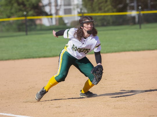 Christiane Hazzard, McNicholas, is the DII player of the year.