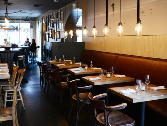 Storm Rhum Bar and Bistro on S. Lexington Ave. features