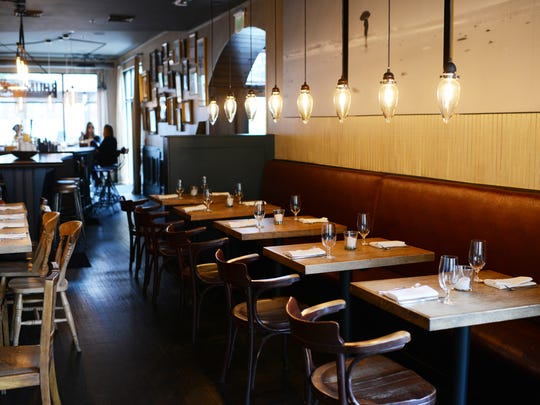 Storm Rhum Bar and Bistro on S. Lexington Ave. features small plates, main entrees and custom cocktails.