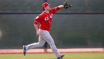 Reds' Scott Schebler right fit in right field