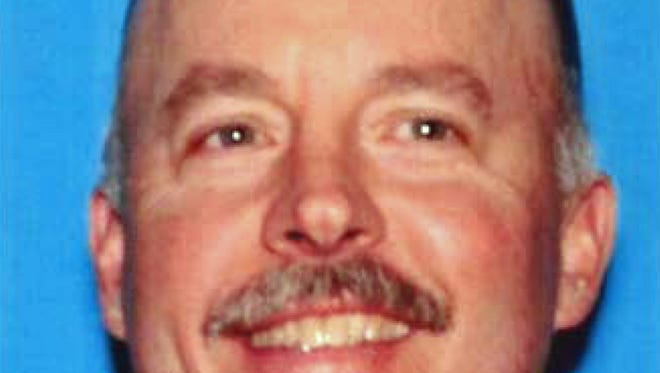 This photo from the California Department of Motor Vehicles shows Urology Nevada shooter Alan Frazier.