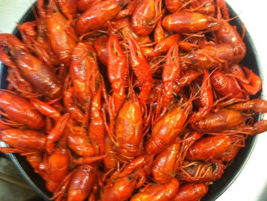 Crawfish season in northwest Louisiana culminates with