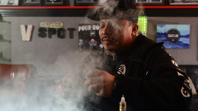 Smoking and vaping will soon be banned in most outdoor areas of Oxnard.