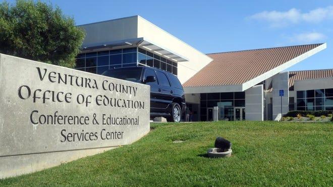 STOCK PHOTO Ventura County Board of Education conference building. 07/01/14 Camarillo, CA