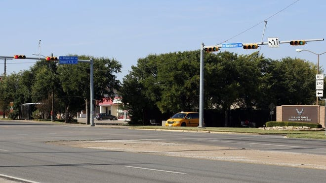 A project at Sheppard Main Gate project could come to fruition by summer 2019. The Wichita Falls Economic Development Corporation approved additional design to enhance the city's portion of the project, should there be savings from the initial budget.