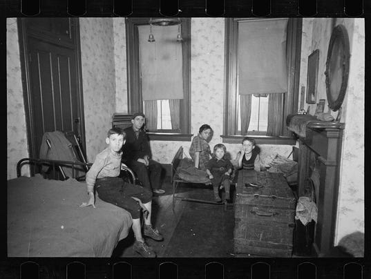 Photos Depression Era Cincinnati