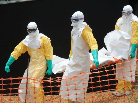 Ebola called 'out of control' in West Africa