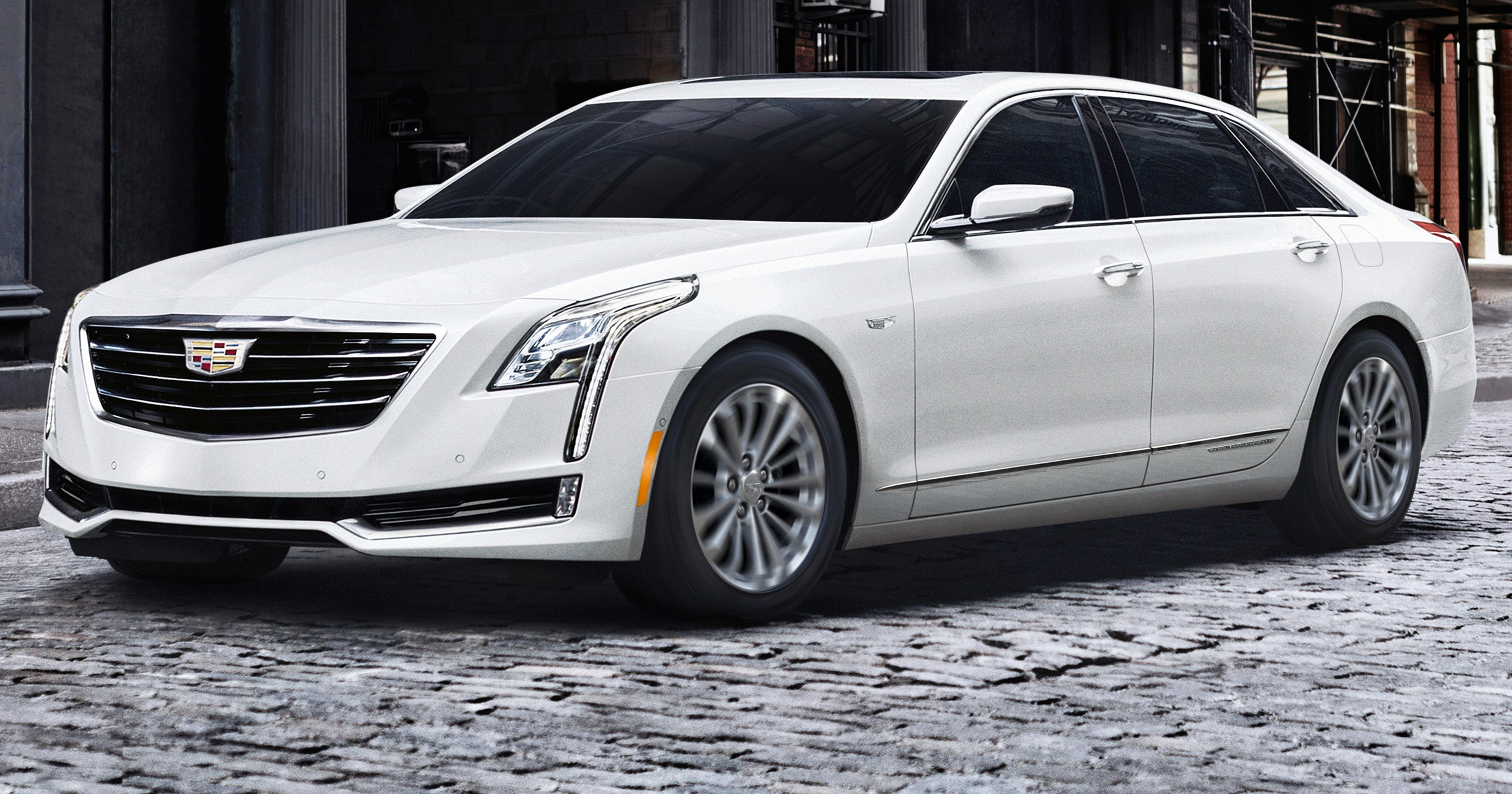 Review: Cadillac CT6 plug-in is a quiet champ
