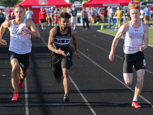 Muskego Boys Track