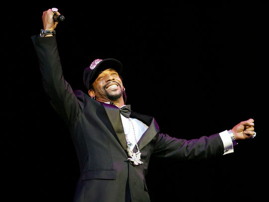 LAS VEGAS - NOVEMBER 15:  Comedian Katt Williams performs