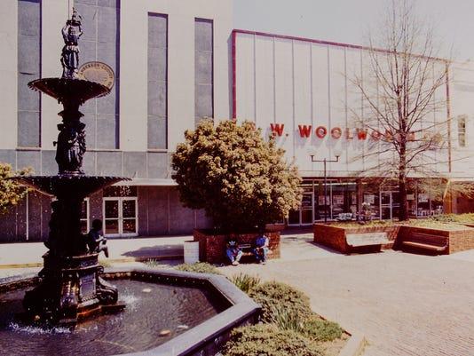 Memories of Woolworths in Anderson