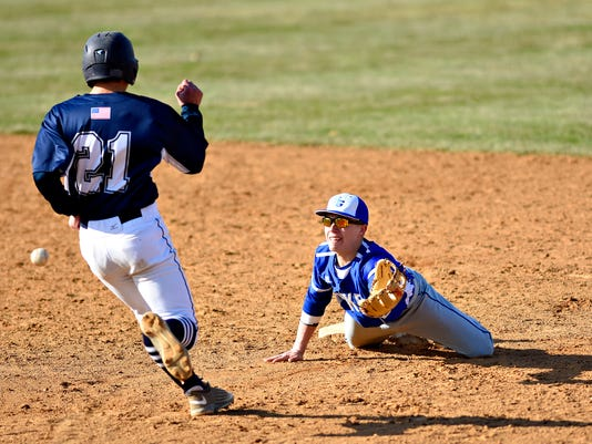 Spring Grove vs Dallastown baseball