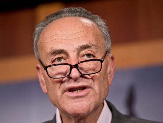 Chuck Schumer, N.J. Democratic Senator