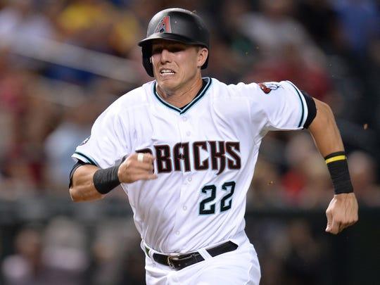 Jake Lamb has 19 home runs and a .974 OPS for the Diamondbacks.