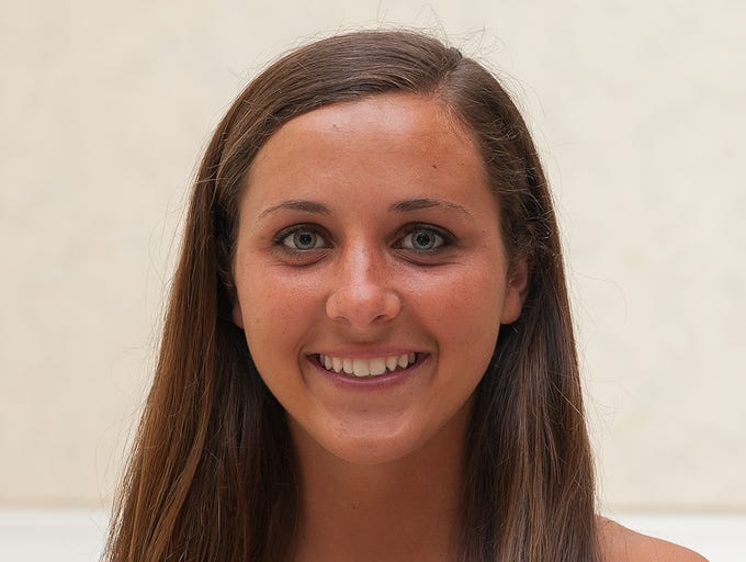 Midfield: Katherine Judge, sr., Cape Henlopen, All-American, Player of the Year