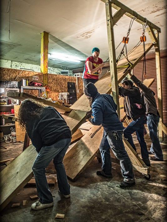 Steve Olson, focused, Skateboarding Sculpture process, 2.4.14-248-85-1.jpg