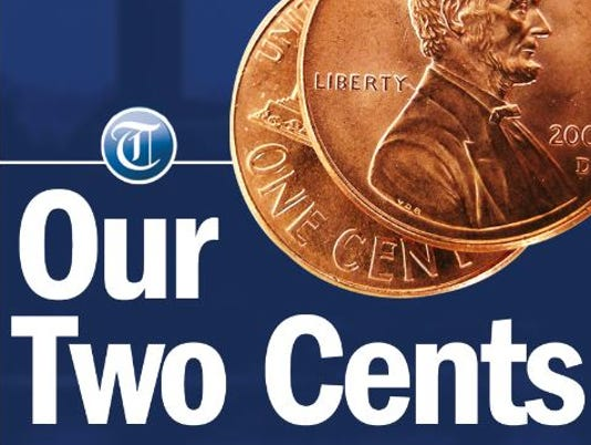 Our Two Cents
