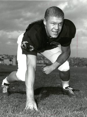 Norm Dicks played at Washington in 1961 and 1962.