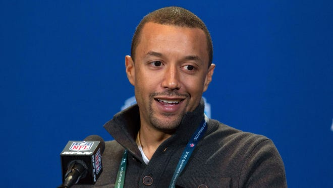 Sashi Brown is entering his second season as Cleveland's GM.