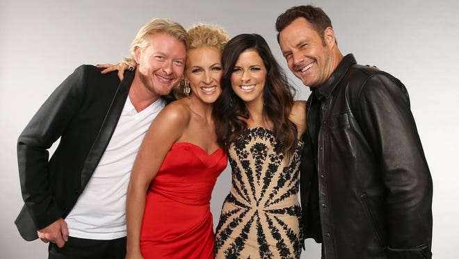 Little Big Town is not one of the supporting acts joining Luke Bryan during his March 8 stop in Las Cruces.