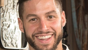 Chef Robbie Felice owns Viaggiano in Wayne,