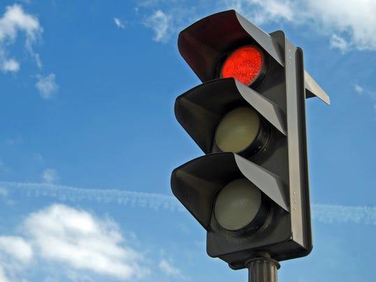 istock traffic light