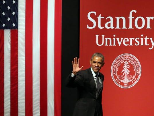 ObamaStanford