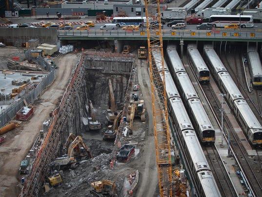 Hudson Tunnel