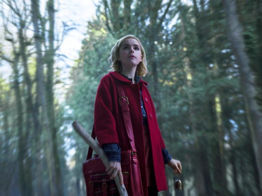 TV Fall Season Preview Chilling Adventures of Sabrina