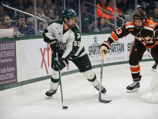 Michigan State hockey
